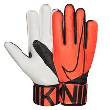 Nike Torwarthandschuhe Match Fire - Orange/Schwarz