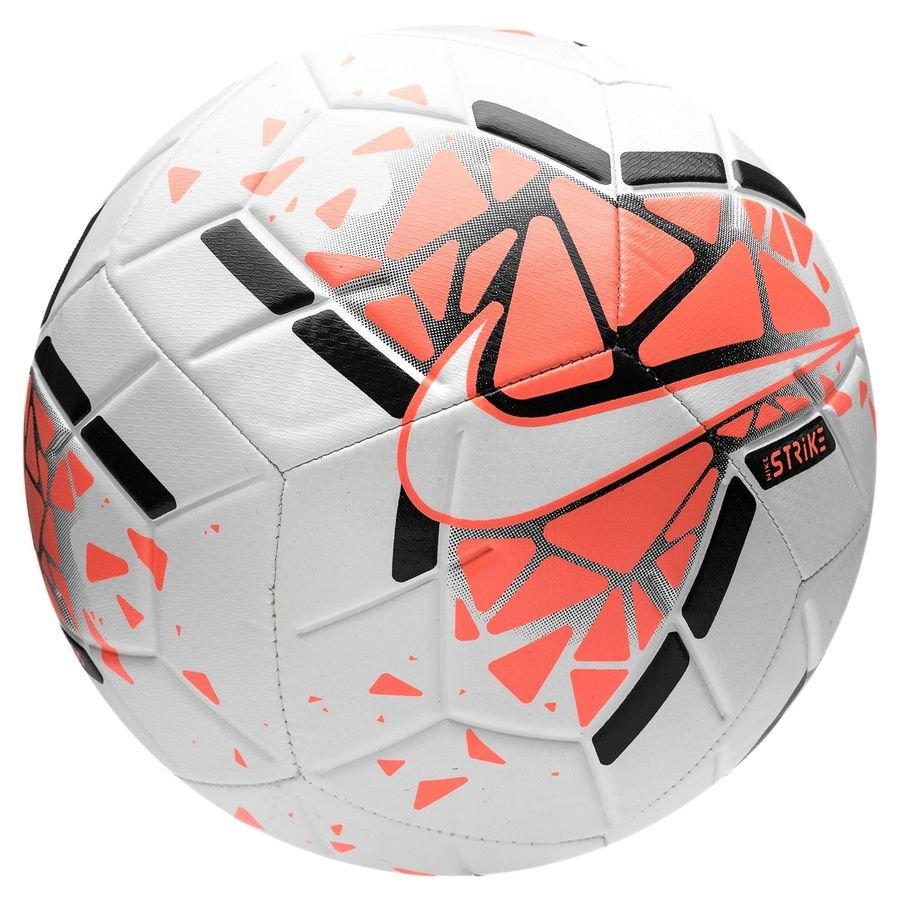 Nike Fodbold Strike – Hvid/Orange/Sort