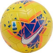 Nike Fotboll Strike Serie A - Gul/Blå/Orange/Vit