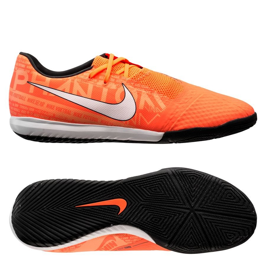 Nike Phantom Venom Academy IC Fire - Orange/Hvid/Orange thumbnail