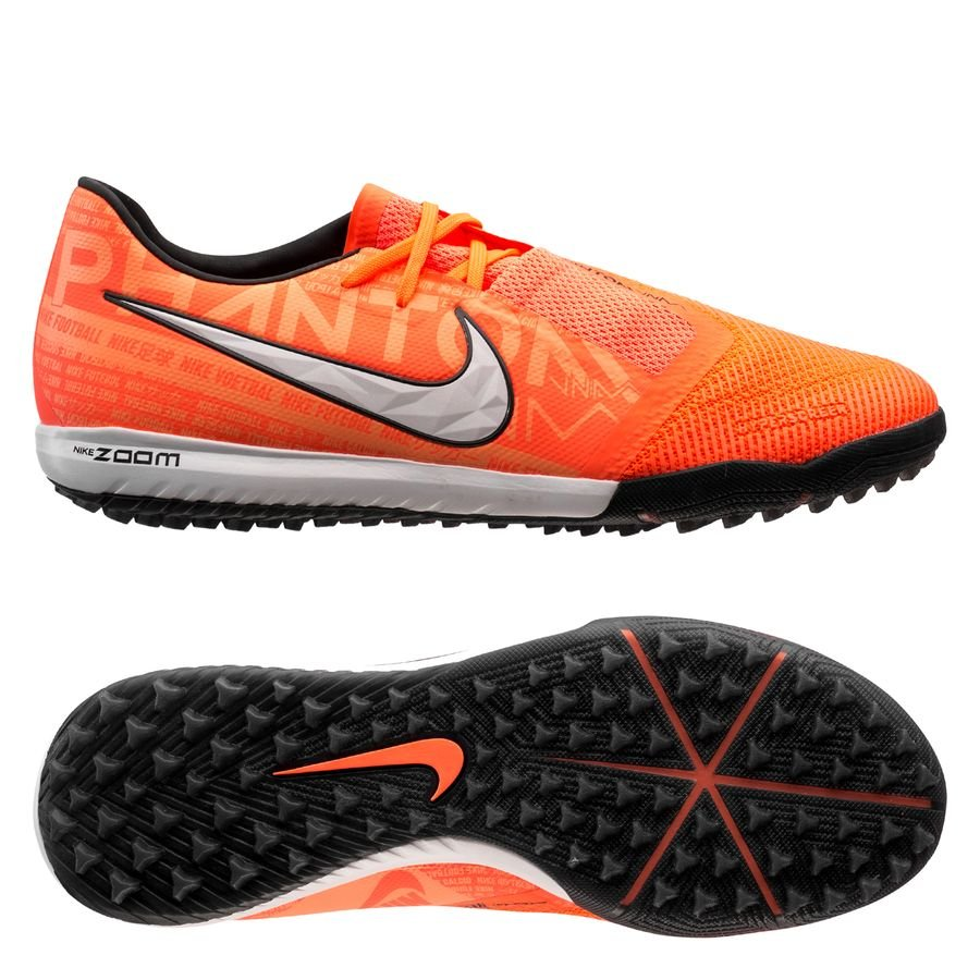 Nike Phantom Venom Zoom Pro TF Fire - Orange/Hvid/Orange