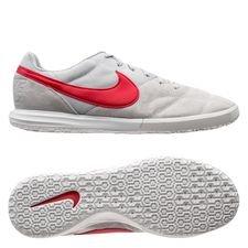 Nike Premier II Sala IC - Grå/Rød/Hvid