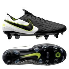 Nike Tiempo Legend 8 Elite SG-PRO - Sort/Hvid