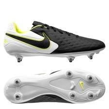 Nike Tiempo Legend 8 Pro SG - Sort/Hvid