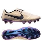 Nike Phantom Venom Elite FG Terra - Beige/Sort/Psychic Purple