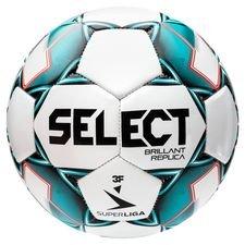 Select Fußball Brillant Replica V20 3F Superliga - Weiß/Grün