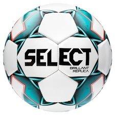 Select Fotboll Brillant Replica V20 - Vit/Grön