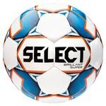 Select Voetbal Brillant Super - Wit/Blauw/Oranje