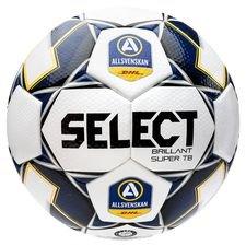 Select Fotboll Brillant Super TB V20 Allsvenskan - Vit/Blå