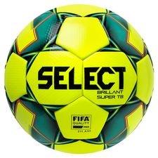 Select Fotboll Brillant Super TB V20 - Gul/Grön