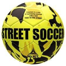 Select Fußball Street V20 - Gelb/Schwarz