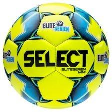 Select Fotboll Mini V20 Eliteserien - Gul/Blå