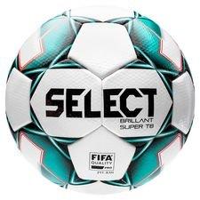 Select Fotboll Brillant Super TB V20 - Vit/Grön