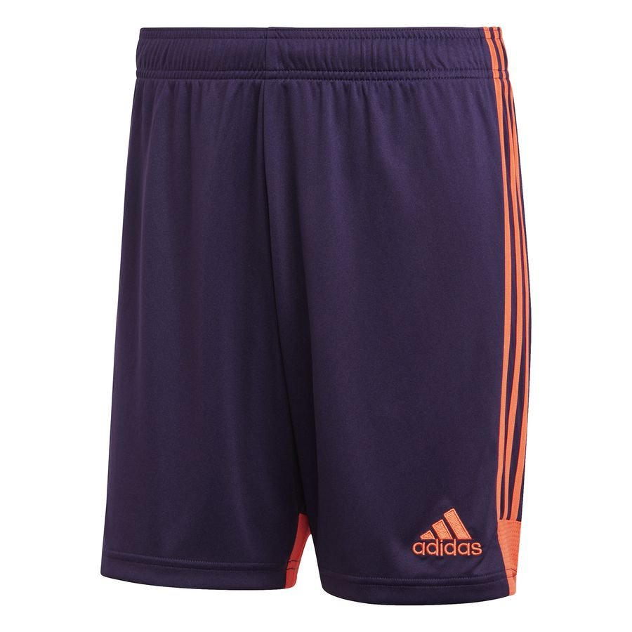 adidas Shorts Tastigo 19 – Lilla/Orange