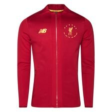 Liverpool Jacka 6 Times Phase 1 - Röd/Guld LIMITED EDITION