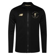 Liverpool Jacka 6 Times Phase 2 - Svart/Guld LIMITED EDITION