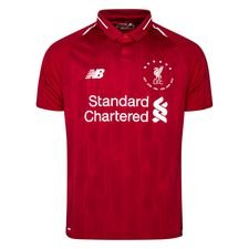 Liverpool Hemmatröja 2018/19 6 Times Phase 1 LIMITED EDITION