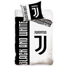 Juventus Sängkläder - Vit/Svart