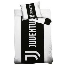 Juventus Sängkläder - Svart/Vit