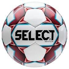 Select Fotboll Match - Vit/Röd/Blå