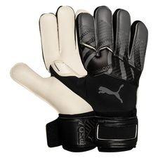 PUMA Keepershandschoenen One Grip 1 RC Eclipse - Zwart/Asfalt/Wit