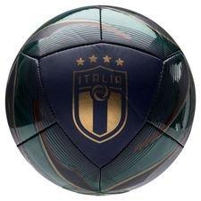 Italien Fotboll Icon Mini - Grön/Navy/Guld