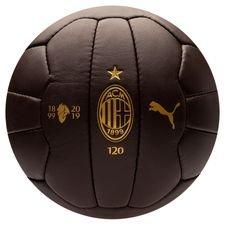 Milan Fotboll 120 Jubileum Fan - Brun/Guld