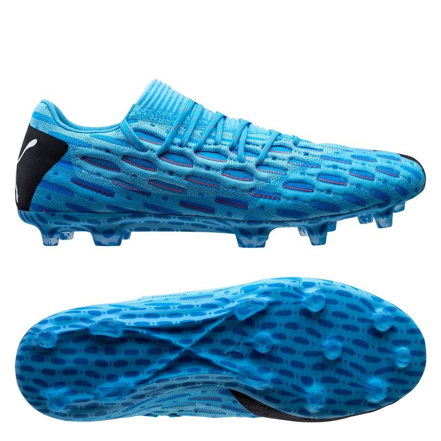 PUMA Future 5.1 Netfit Low FG/AG Flash - Luminous Blue/Energy Blue/PUMA  Black