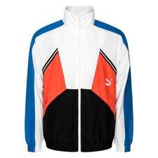 PUMA TFS Woven Jacke - Weiß/Schwarz/Palace Blue