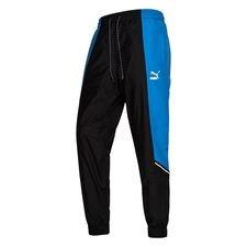 PUMA TFS Woven Jogginghose - Schwarz/Palace Blue