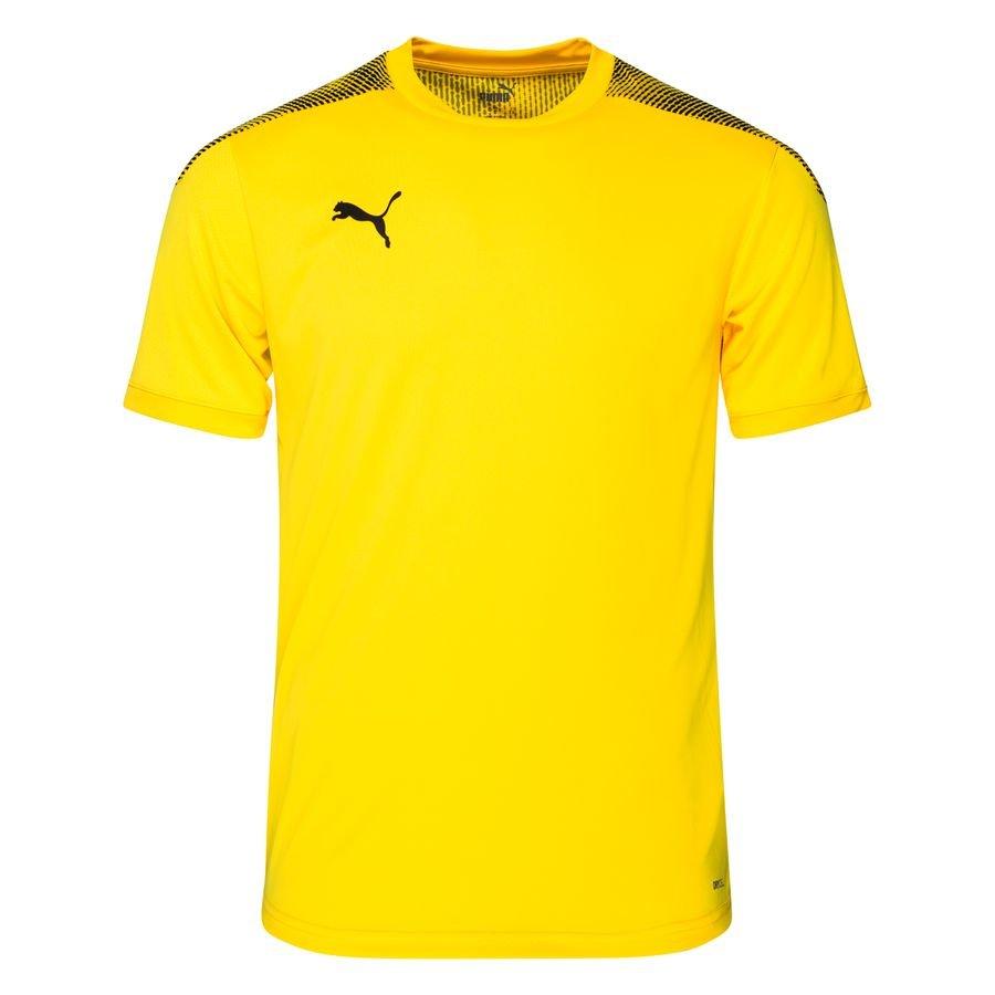 PUMA Training T-Shirt ftblNXT Spark - Ultra Yellow/PUMA Black