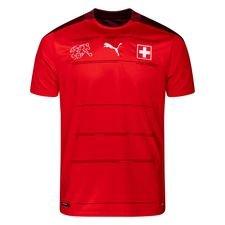 Schweiz Hjemmebanetrøje EURO 2020
