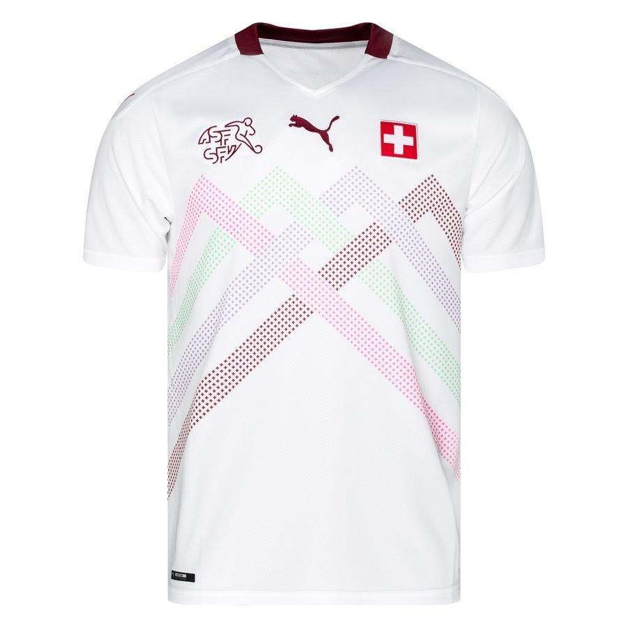 Schweiz Udebanetrøje 2020/21 Børn