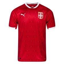 Serbien Hjemmebanetrøje 2020/21