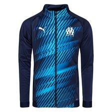 Marseille Jacka Stadium - Navy/Vit