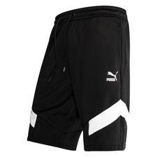 AC Mailand Shorts Iconic - Schwarz/Weiß