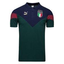 Italien Polo Iconic - Ponderosa Pine/Navy