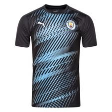 Manchester City Tränings T-Shirt League Stadium - Grå/Blå