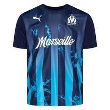 Marseille Tränings T-Shirt Showdown - Navy/Blå