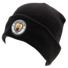 Manchester City Mössa - Svart