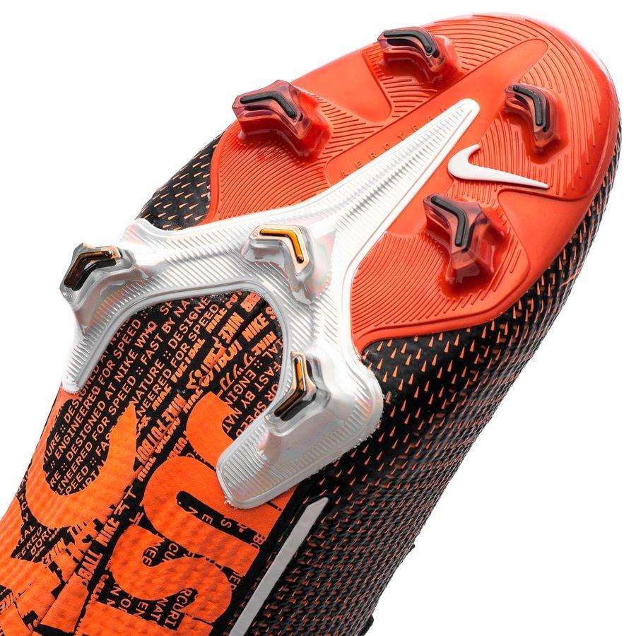 Nike Mercurial Vapor 13 Elite FG Singles Day SortHvit