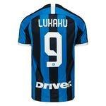 Inter Milan Maillot Domicile 2019/20 LUKAKU 9