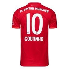 Bayern München Hjemmebanetrøje 2019/20 COUTINHO 10 thumbnail