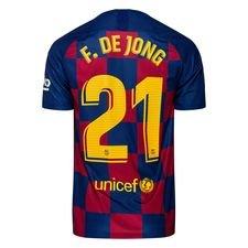 Barcelona Hemmatröja 2019/20 F. DE JONG 21