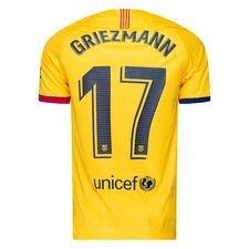 Barcelona Bortatröja 2019/20 GRIEZMANN 17