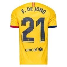 Haut à manches courtes Enfant Nike FC Barcelone 201920