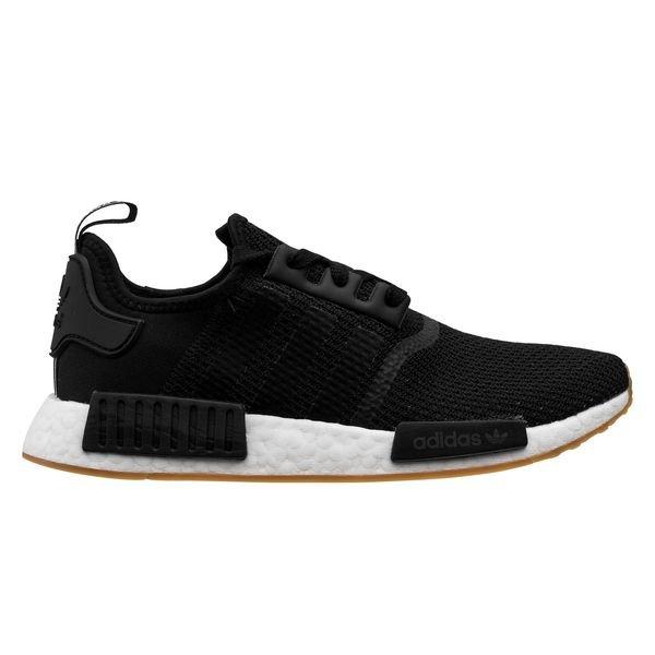 adidas Sneaker NMD_R1 SortHvit