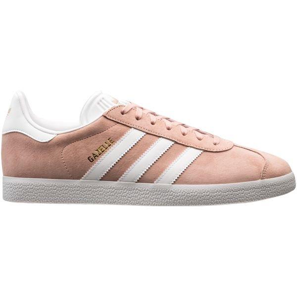 adidas Originals Sneaker Gazelle RosaHvitGull