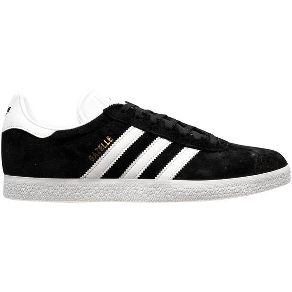 adidas Originals Chaussures Gazelle - Noir/Blanc/Doré