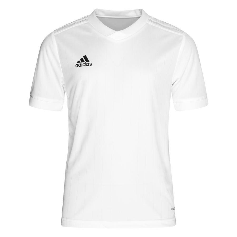 adidas Spilletrøje Tabela 18 – Hvid/Hvid Børn